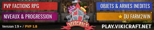 Vikicraft