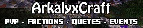 ArkalyxCraft