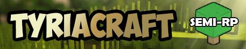 Serveur Minecraft TyriaCraft