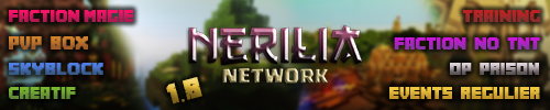Nerilia Network
